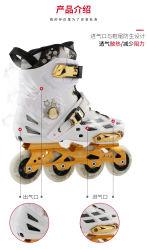 Ce style libre approuvés Skate Inline Patin de hockey Patins à roulettes