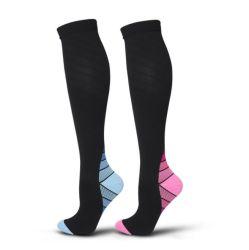 Groothandel Sokken Stocking 15-20 Mmhg Compression Sokken Sports Sokken Mens Cotton Sokken