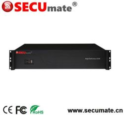 Rete NVR del CCTV di P2p Poe di obbligazione di Secumate 36CH 4K