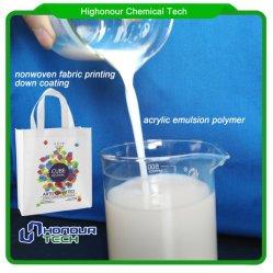 L'impression jet d'encre de produits chimiques de revêtement de tissus non tissés