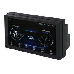 Andorid Universal 7 polegada Rádio DIN de 2 DVD de carro de MP5, Leitor de mp3 vídeo do sistema de áudio do carro