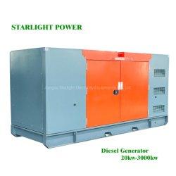 Diesel van 200kw Cummins de Stille Generator van uitstekende kwaliteit van de Macht met de Norm van Ce van ISO