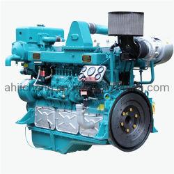 Motore diesel marino del crogiolo di motore di Deutz 250HP/serie 168kw di Weichai Wp6 con CCS