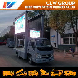 4X2 P5 LED LED Mini Chariot Mobile Advertising chariot