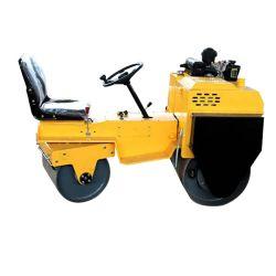 中国は二重ドラム振動ローラーの舗装の道ローラーを提供する