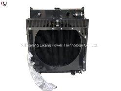Cummins генераторная установка дизельного двигателя со стороны Water-Cooling бак радиатора 6 bt - Lq-S005
