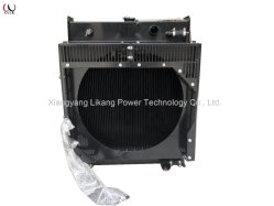Cumminsの発電機セットのディーゼル機関の部品のWater-Coolingタンクラジエーター6btLqS005