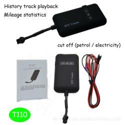 살아있는 궤도 T110를 가진 장치를 추적하는 최신 판매 차량 GPS