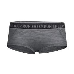 Ovinos Executar desportos ao ar livre Australian Nova Zelândia lã merino da linha do biquíni roupas íntimas Boyshort Boxer