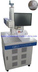 máquina de marcação a laser bombeados final para a sala com Software Ezcad