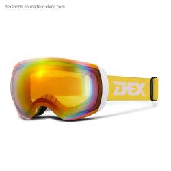 Ser Nice óculos de neve esqui trança antiderrapagem óculos de skate para óculos de moto de neve