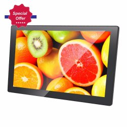 Android WiFi 21.5 Zoll Android LCD digitale Menu Advertentiespelers