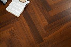 Le teck à chevrons/Engineered Wood Flooring/Decoration Material/Plancher de bois/parquet mosaïque/revêtement de sol