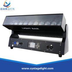 10X30W 단계 또는 연주회 또는 결혼식 LED 화소 광속 GLP X4 급상승 바 빛