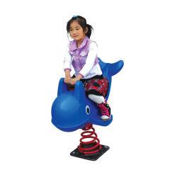 Drôle d'Amusement Park Kid Playground printemps Rider, Wonder Rocking Horse printemps Rider les jouets, les enfants printemps Rider plastique bon marché