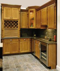 Высокое качество ПВХ вибрационное сито полной кухней с кухня/шкафы и шкафы