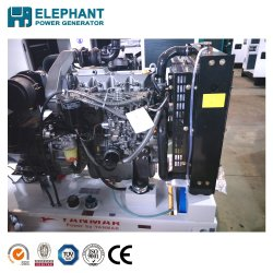 Le Japon moteur Yanmar marque 40kw 50kVA Groupe électrogène Diesel pour le certificat ISO
