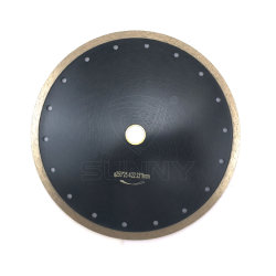 При нажатии кнопки с возможностью горячей замены непрерывного Rim алмазные пилы для резки камня