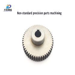 De Machines die van de Toebehoren van de hardware het Machinaal bewerkte Mechanische CNC van Delen Toestel van het Wiel van Componenten Getande machinaal bewerken