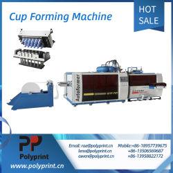 Container die van de Dranken van de Kop van het Water van Thermoforming pp de Plastic Makend Machine vormen zich