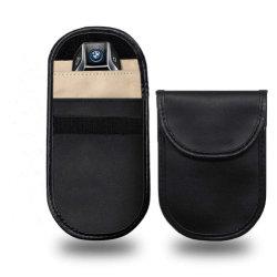 RFID Signal, das Fall-Kreditkarte-Schoner-Beutel-diebstahlsicheren Handy-Privatleben-Schutz-Beutel blockt