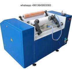 機械装置にLLDPEのストレッチ・フィルムのRewinderの経済的な機械装置をする最もよい品質のストレッチ・フィルム