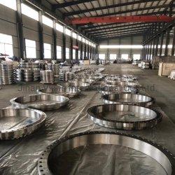 Alimentation d'usine DIN/JIS/ANSI B16.5 Carbone Forgé en acier inoxydable/wn/RF/SO/BL/LJ/Sw bride de l'orifice