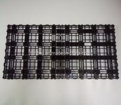 Base en plastique de verrouillage pour le bois et bambou/WPC/Gazon artificiel/carreaux en pierre de la mosaïque