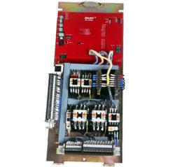 Elektrisches Kontrollsystem des Wasserstrahlwebstuhls