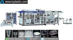 Пластиковый Tilt-Mold воды кофе чашки молока продовольственной контейнер блюдо чашу крышка багажника складной лоток решений горячее формование формовочного оборудования для принятия решений
