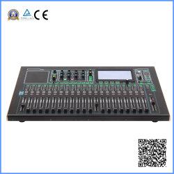 32-канальный цифровой микшер с 24 Mic Preamps, 22 моторных Faders, 7-дюймовый сенсорный экран