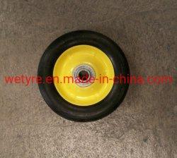 دوّارات مطاطية قوية عالية الجودة مفيدة ذات عجلات مطاطية من المطاط (6 أقدام X1.5 بوصة)