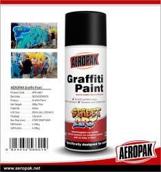 Aeropak 400ml Graffiti Street art artiste peinture par pulvérisation