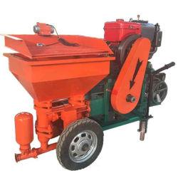 Новейшие минометных опрыскивание машины волокна минометных самовыравнивающегося минометных мин для продажи