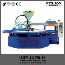 De automatische Machine van de Schoen van het Afgietsel van de Injectie van het Kristal van pvc Plastic