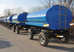 Bevordering! ! ! Aanhangwagen van de Tank van de Brandstof 8wheel van de tractor Towable met de Pomp 8000L van de Olie