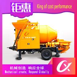 De Machine van de Vrachtwagen van de Pomp van de Concrete Mixer van de Trommel van de Levering van de fabrikant