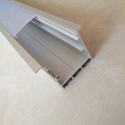 Профиль из алюминия/алюминия, изготовенный на специальной механической обработке, для светодиодов