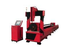 Tubemaster FX430A 4 tuyau carré de l'axe machine de découpe de machines de coupe en métal
