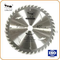 230mm TCT Les lames de scies carbure circulaire pour couper du bois