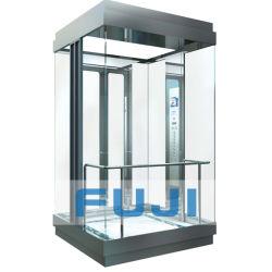 후지 파노라마 엘리베이터(모든 유리 광장)