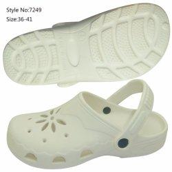 Superstarer 2020 Form-Strand-Raum-Plastikklotz-Schuhe für Frauen EVA verstopft Großhandelsfrauen-Plattform-Klötze
