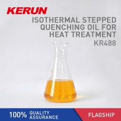 열처리 Kr488를 위한 등온선 족답된 냉각 기름
