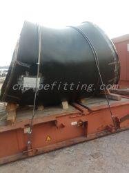 Accesorios de tubería de gran tamaño, la baja de acero al carbono Temperture Codo de 45 grados, el codo de radio