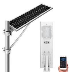 Приложение Bluetooth комплексного управления на улице солнечной энергии для освещения автостоянок