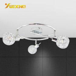 Riflettore dell'interno dell'alloggiamento del tubo del punto del soffitto massimo rotondo fragile 40W dell'indicatore luminoso G9 LED