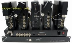 Sistema di ottica delle fibre del Ob Van Live Production per Jvc/macchina fotografica Efp Panasonic/del SONY con l'alimentazione elettrica ibrida del cavo di Smpte di telecomando del RCP del CCU del citofono del riscontro 3G-SDI