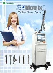 Láser de CO2 fraccional para rejuvenecimiento de la piel Super Efecto de la belleza de la máquina con la FDA