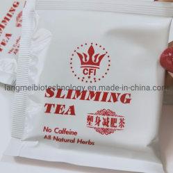 GMP сертифицированных органических зеленый чай похудение потеря веса Slim жира