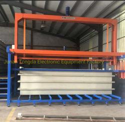 Автоматическая стойка оцинкованных Electroplating линии/цинкового завода Electroplating/хромированная покрытие оборудования